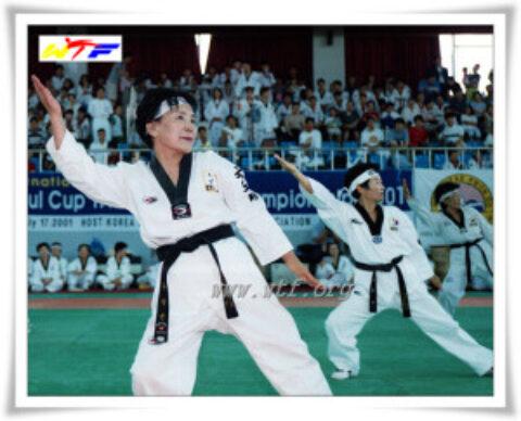 Το Taekwondo ως μέσο πρόληψης και θεραπείας!