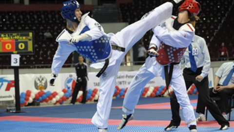 MECHANISMS AND LOCATIONS OF INJURIES IN ATHLETES IN OLYMPIC SPORT TAEKWONDO (W.T.F.)