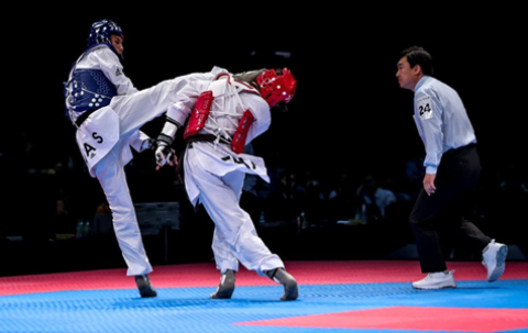 MATCH CHARACTERISTICS AND TAEKWONDO INJURIES